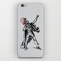 Chief of The Court iPhone & iPod Skin