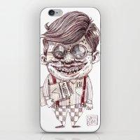 NERD iPhone & iPod Skin