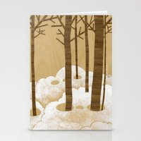 Forest Is Alive! Stationery Cards