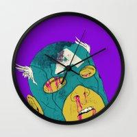 Soc! Wall Clock