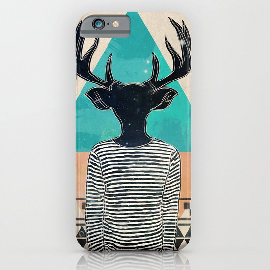 Neck of the Woods iPhone & iPod Case