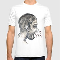 Scream #29 Mens Fitted Tee White SMALL