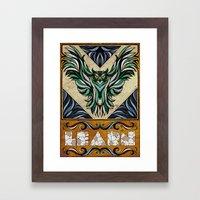 Learn Framed Art Print