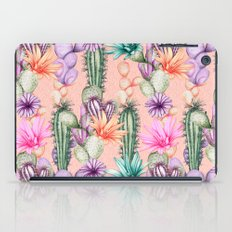 Cacti Love iPad Case