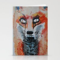Sly Stationery Cards