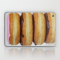 Doughnuts Laptop & iPad Skin