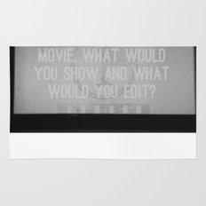 Movie Rug