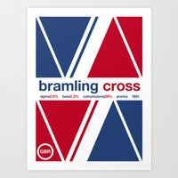 Bramling Cross Single Ho… Art Print