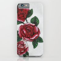 iPhone & iPod Case featuring New roses by Bake