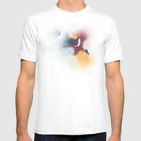 Color Study Mens Fitted Tee White SMALL