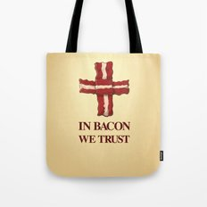 Baconicism Promo Tote Bag