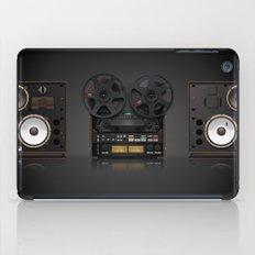 Open Reel 769 iPad Case