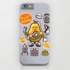 Mrs. Potato GLADos iPhone 6 Slim Case
