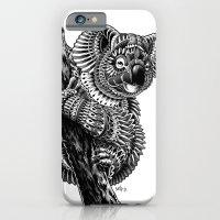 Ornate Koala iPhone 6 Slim Case
