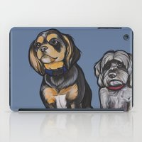 Charlie and Max iPad Case