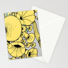 Gramophone DJ Stationery Cards