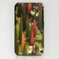 Forest Life iPhone (3g, 3gs) Slim Case