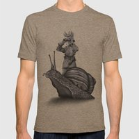 In which no explanation can be found Mens Fitted Tee Tri-Coffee SMALL
