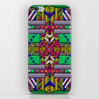 Southwestern Rug 1 iPhone & iPod Skin