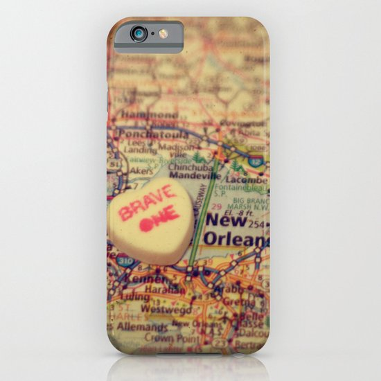 Brave One New Orleans iPhone & iPod Case