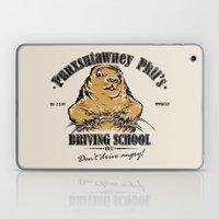 Punxsutawney Phil's Driv… Laptop & iPad Skin