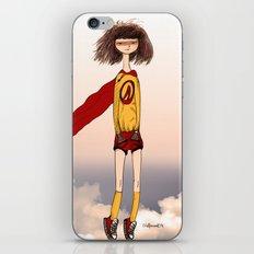 Captain Awkward iPhone & iPod Skin