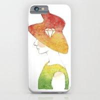 audrey hepburn iPhone & iPod Cases featuring Audrey Hepburn by TamSanSerif