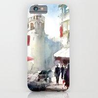 Galata Tower İstanbul iPhone 6 Slim Case