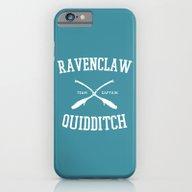 Hogwarts Quidditch Team:… iPhone 6 Slim Case