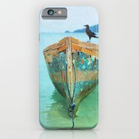 iPhone & iPod Case featuring BOATI-FUL by Catspaws