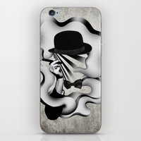 Gentle Smoke iPhone & iPod Skin