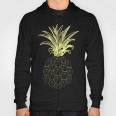 y-hello pineapple Hoody