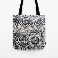 Four sides of a box (ii) Tote Bag