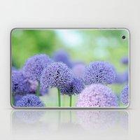 Allium Dream Laptop & iPad Skin