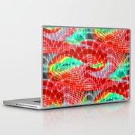 Discharge Pulse Laptop & iPad Skin