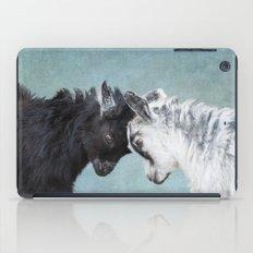 Baby Goats iPad Case