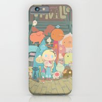 iPhone & iPod Case featuring frimin by yohan sacre