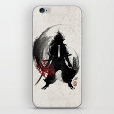 Corporate Samurai iPhone & iPod Skin