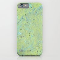 iPhone & iPod Case featuring Slime Mold by Katie Troisi