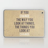 Change The Way You Look … Laptop & iPad Skin