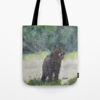 Looking for a cave Tote Bag