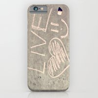 iPhone & iPod Case featuring Live Love and Smile Often by QianaNicole PhotoARTography