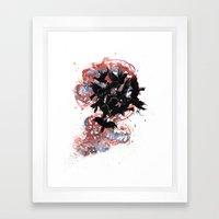 Murder Framed Art Print