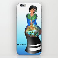 Maldivian iPhone & iPod Skin