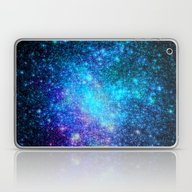 Magical Nebula Universe Laptop & iPad Skin