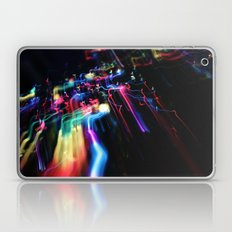 Wired Rainbow Laptop & iPad Skin