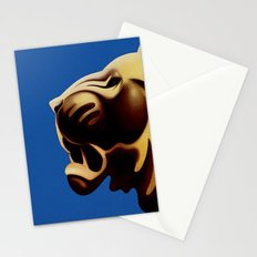 South Africa Travel - Lion Stationery Cards