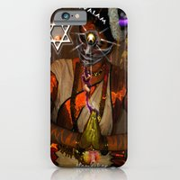 iPhone & iPod Case featuring International Meditations Society by TATTZ4CARZ.COM