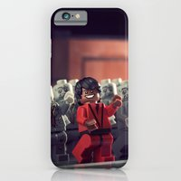 iPhone & iPod Case featuring This is Thriller by powerpig