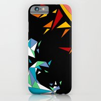 Sun and Wave iPhone 6 Slim Case